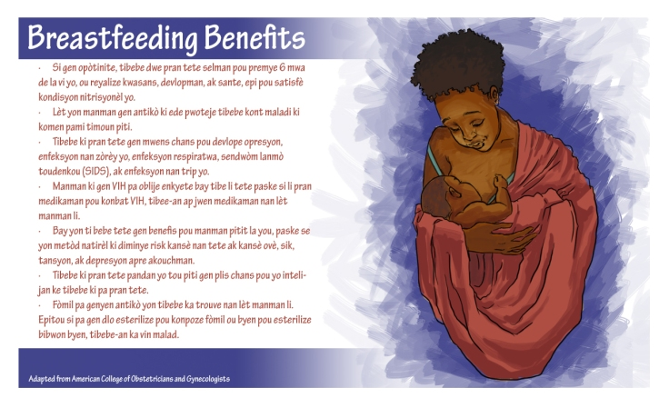 Benefits of Breastfeeding Draft Translation